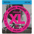 Corde guitare électrique D'Addario EXL120+ Nickel Wound .0095-044