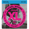 Set di corde per chitarra elettrica D'Addario EXL120+ Nickel Wound .0095-044