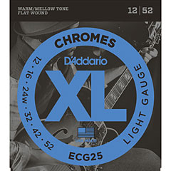 D'Addario ECG25 Chromes .012-052 « Electric Guitar Strings