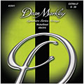Set di corde per chitarra elettrica Dean Markley DMS2501, 008-038, X-light