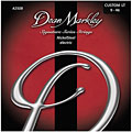 Cuerdas guitarra eléctr. Dean Markley DMS2508, 009-046 cust-lite