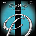 Struny do gitary elektrycznej Dean Markley DMS2506, 012-054 jazz