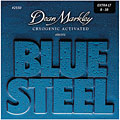 Electric Guitar Strings Dean Markley Blue Steel 008-038 X-light