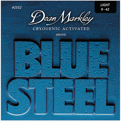 Saiten E-Gitarre Dean Markley Blue Steel 009-042 lite