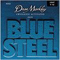 Cuerdas guitarra eléctr. Dean Markley Blue Steel 009-042 lite