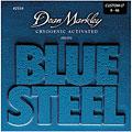 Set di corde per chitarra elettrica Dean Markley Blue Steel 009-046 custom