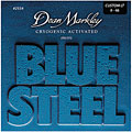 Струны для электрогитары  Dean Markley Blue Steel 009-046 custom