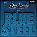 Struny do gitary elektrycznej Dean Markley Blue Steel 010-046 regular