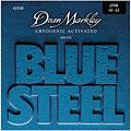 Electrische Gitaar Snaren Dean Markley Blue Steel 010-052 lt/hvy