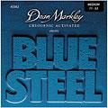 Electrische Gitaar Snaren Dean Markley Blue Steel 011-052 medium