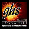 Cuerdas guitarra eléctr. GHS Boomers 009-042 GBXL