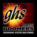 Struny do elektrycznej gitary basowej GHS Boomers 045-130, 3045-5M
