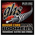 Struny do elektrycznej gitary basowej GHS Boomers 050-115 H3045