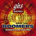 Cuerdas guitarra eléctr. GHS Boomers 010-060 GBZW Zakk Wylde