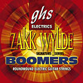 Electric Guitar Strings GHS Boomers 010-060 GBZW Zakk Wylde