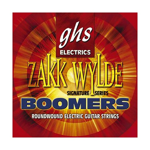 Corde guitare électrique GHS Boomers 011-070 GBZWLO Zakk Wylde