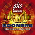 Струны для электрогитары  GHS Boomers 011-070 GBZWLO Zakk Wylde