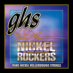 GHS Nickel Rockers 010-050 R+EJL Eric Johnson « Corde guitare électrique