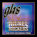 Electric Guitar Strings GHS Nickel Rockers 010-050 R+EJL Eric Johnson