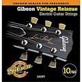 Струны для электрогитары  Gibson GVR 10, 010-046, Vintage