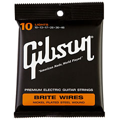 Gibson G700 L, 010-046, Brite Wires « Electric Guitar Strings