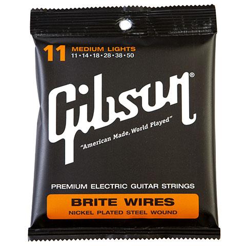 Gibson G700 ML, 011-050, Brite Wires