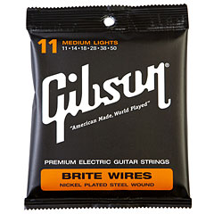 Gibson G700 ML, 011-050, Brite Wires « Electric Guitar Strings