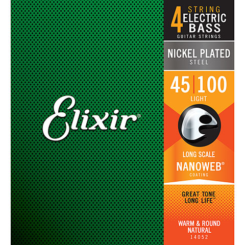 Elixir Nanoweb Light .045-100