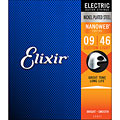 Corde guitare électrique Elixir Nanoweb Custom Light .009-046