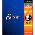 Struny do gitary elektrycznej Elixir Nanoweb Custom Light .009-046