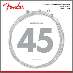 Fender 9050L, 045-100, Flatwound « Electric Bass Strings