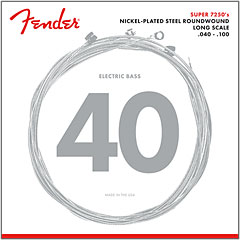 Fender 7250L, 040-100 « Corde basse électrique
