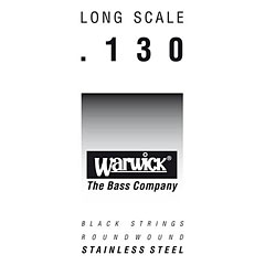 Warwick BlackLabel single 130 « Corde basse électrique