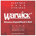 Struny do elektrycznej gitary basowej Warwick RedLabel 040-100