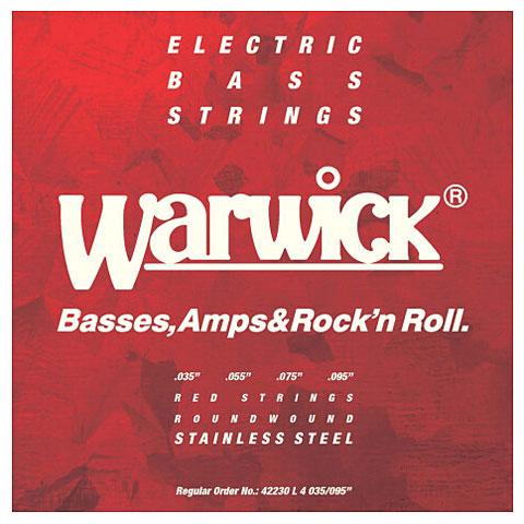 Warwick RedLabel 035-095