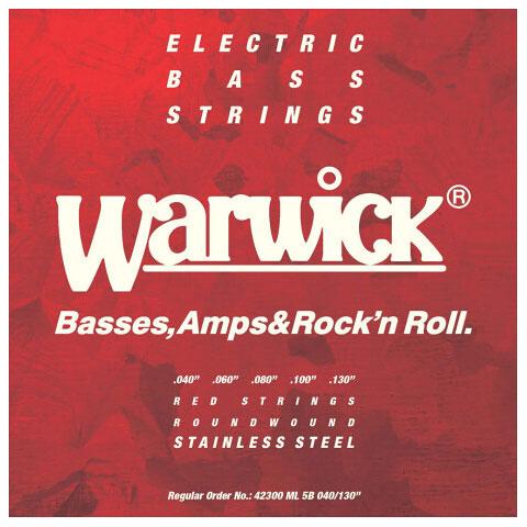 Warwick RedLabel 040-130, 5-string