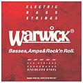 Struny do elektrycznej gitary basowej Warwick RedLabel 045-135, 5-string