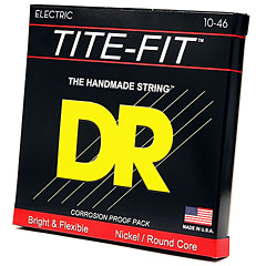 DR TiteFit MT10, 010-046 « Electric Guitar Strings