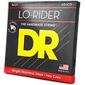 Cuerdas bajo eléctrico DR Lo Rider MH45, 045-105