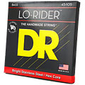 Electric Bass Strings DR Lo Rider MH45, 045-105