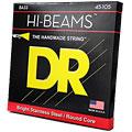 Struny do elektrycznej gitary basowej DR HiBeams MR-45, 045-105