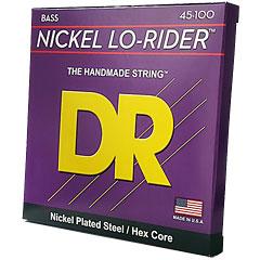 DR Strings Lo-Rider NMLH-45 .045-100 « Saiten E-Bass