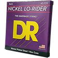 Cuerdas bajo eléctrico DR Lo Rider NMH45, 045-105