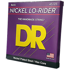 DR Lo Rider NMH545, 045-125 « Corde basse électrique