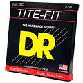 Struny do gitary elektrycznej DR TiteFit EH11, 011-050
