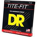 Cuerdas guitarra eléctr. DR TiteFit LLT8, 008-038