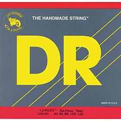 DR Lo Rider LH540, 040-120 « Cuerdas bajo eléctrico