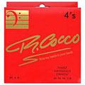 Struny do elektrycznej gitary basowej Cocco Steel RC4H, 050-110 *