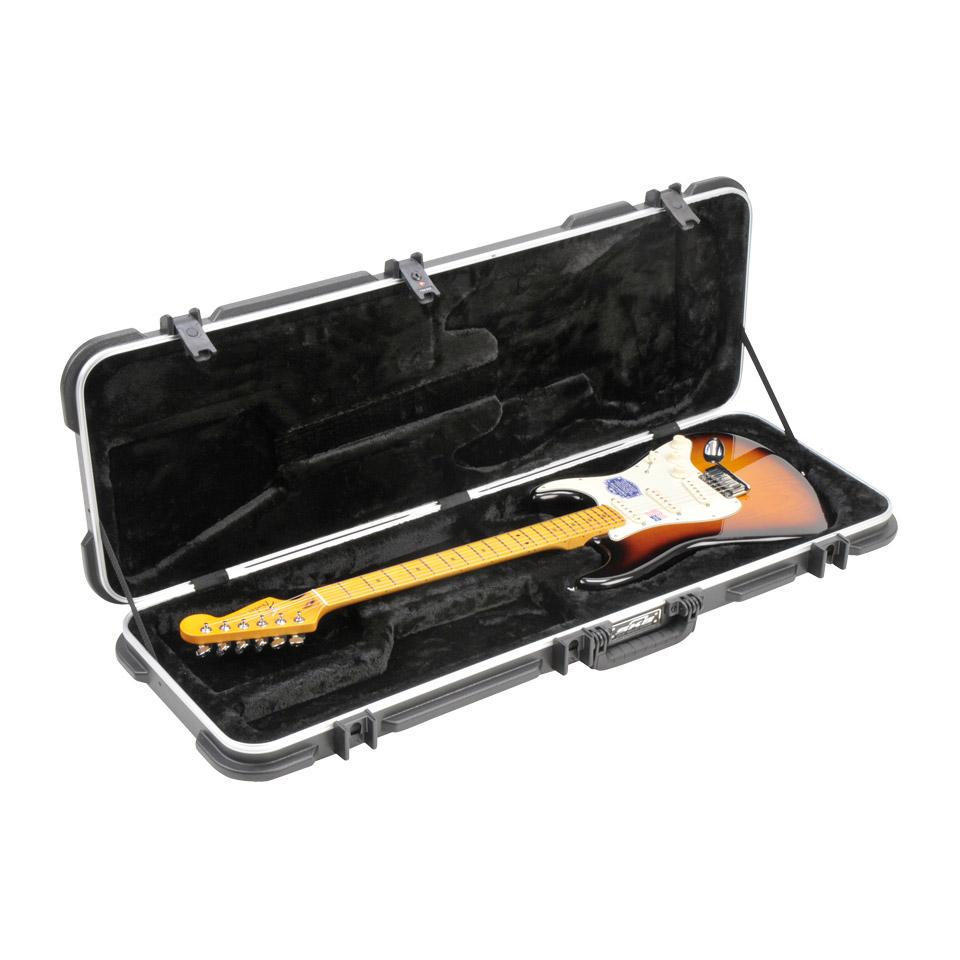 skb 66 strat tele electric guitar case. Black Bedroom Furniture Sets. Home Design Ideas