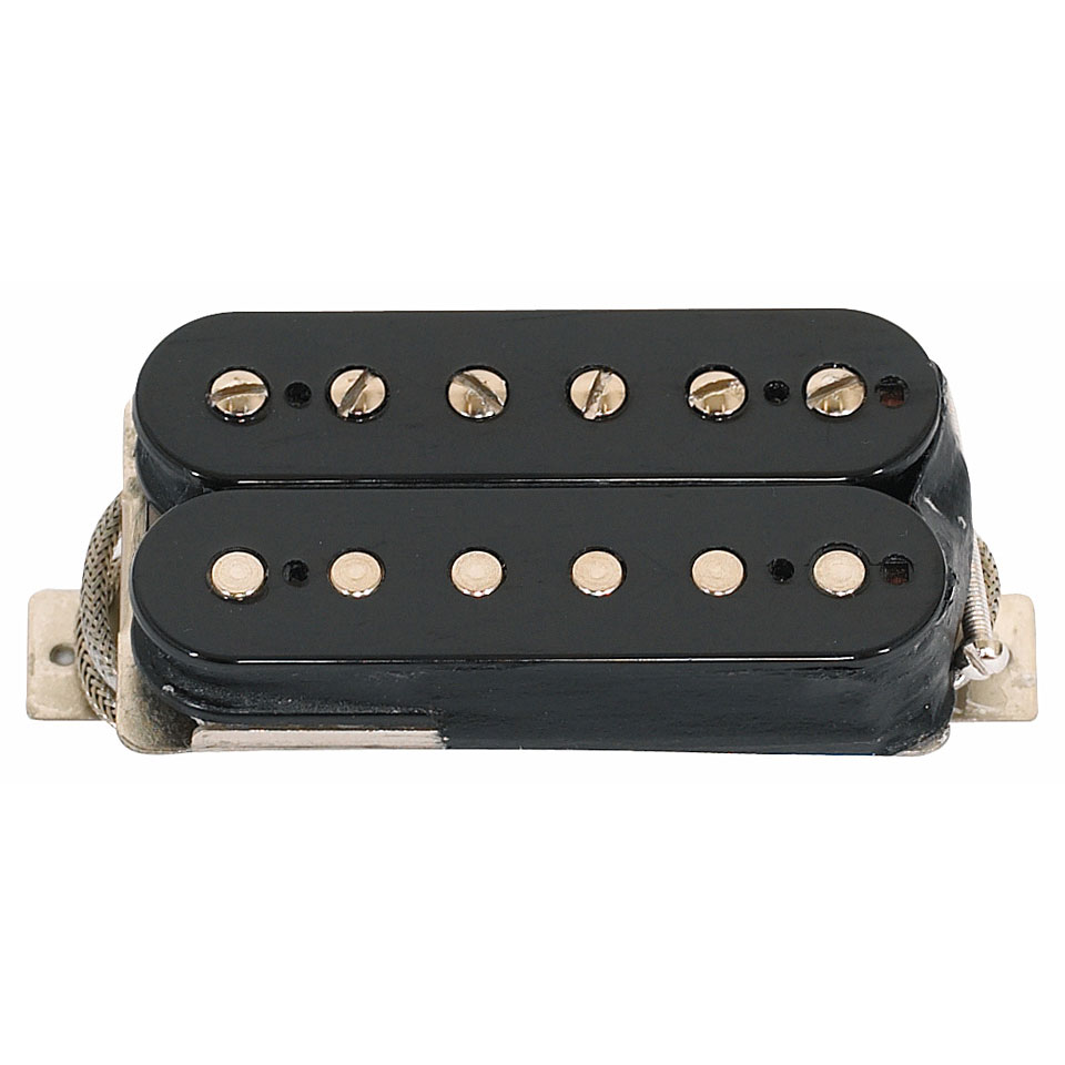 Gibson Modern P498t Bridge Black Electric Guitar Pickup Musik Humbucker Wiring Diagram 490r